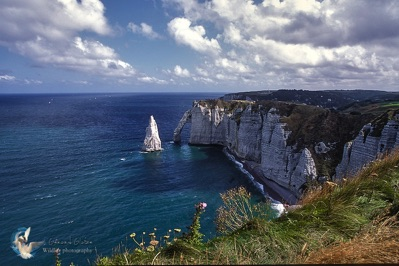 The Cliffs of Etretat - Normandie